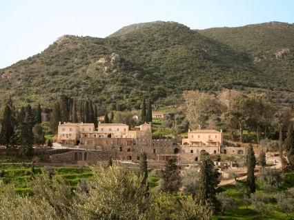 Kinsterna Hotel East Peloponnese Greece