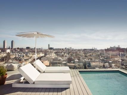Yurbban Trafalgar Hotel Barcelona