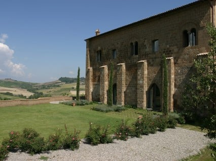 Locanda Palazzone Umbria Italy View Hotel