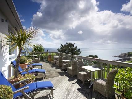 Driftwood Hotel Cornwall