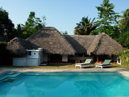 Marari Beach Resort Kerala India View Hotel