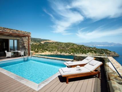 Daios Cove Two Bedroom Villa With Private Pool Crete