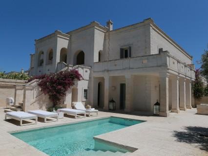 Borgo Ega Villa Bella Puglia Italy