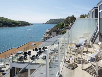 Salcombe Harbour Hotel Devon