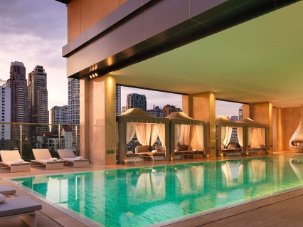Oriental Residence Bangkok Thailand View Hotel