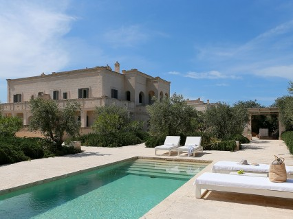 Borgo Ega Villa Magnifica Puglia Italy