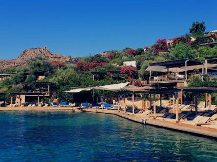 Maçakizi Bodrum Peninsula Turkey View Hotel