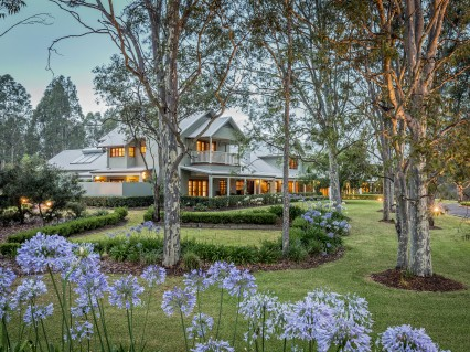 Ers Vineyards Estate Hunter Valley Australia View Hotel