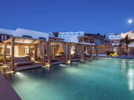 Branco Mykonos Greece View Hotel