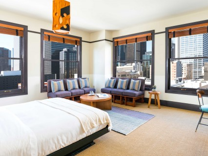 Downtown Los Angeles Discover Our Boutique Luxury Five Star