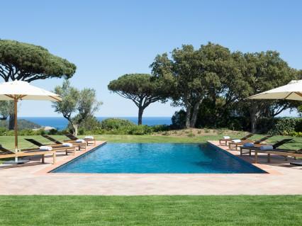 La Réserve Ramatuelle St Tropez France View Hotel