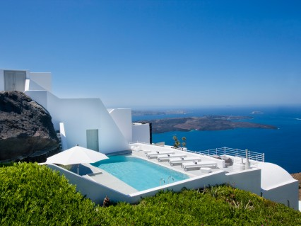 Designhotel Grace Santorini : Santorini boutique luxury hotels villas smith hotels