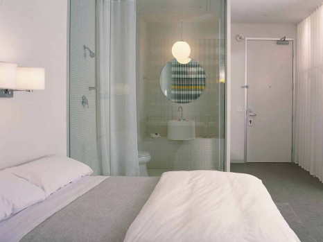Rooms & Suites at The Standard, Downtown LA hotel - Downtown Los Angeles, Los Angeles ...