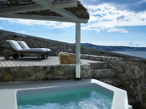 Photo of Deluxe Sea View Room with Outdoor Jacuzzi