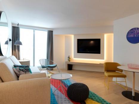 Photo of QT Atrium Suite