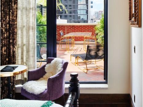 Photo of Studio Queen with Terrace
