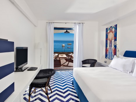 Photo of Superior Double Room with Sea View Patio-Terrace