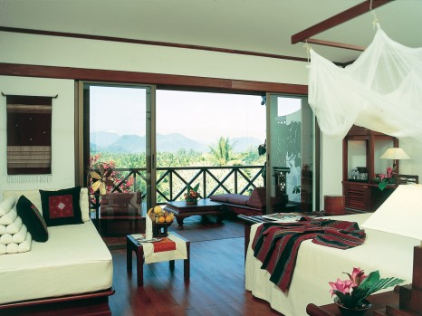 Photo of Mountain Pool View Junior Suite