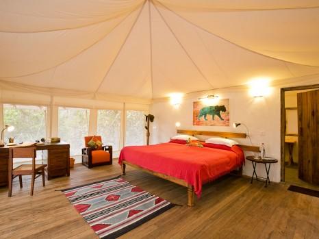 Photo of Luxury Safari Tent