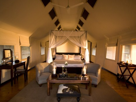 Photo of Tented Suite