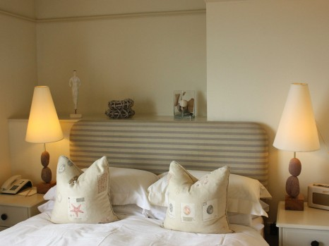 Photo of Room One (double with bath and sea view)