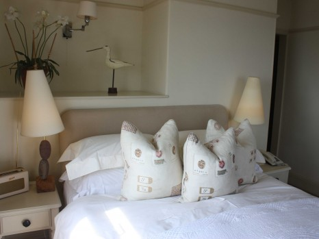 Photo of Room Two (double with bath, shower and sea view)
