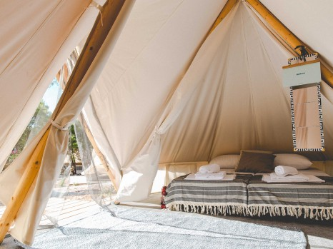 Photo of Deluxe Bell Tent