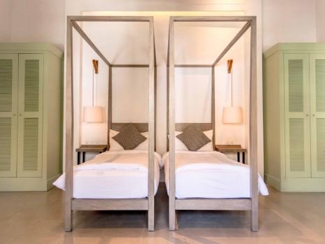 Photo of Bazaar Twin Bedroom