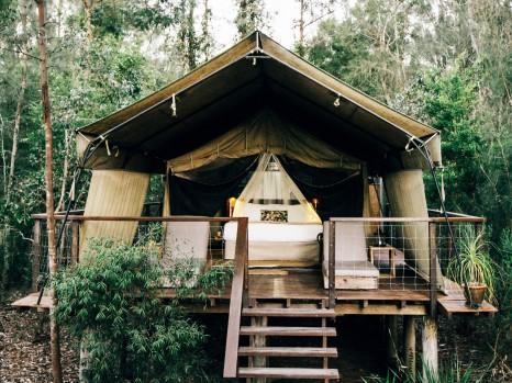 Photo of Deluxe Safari Tent
