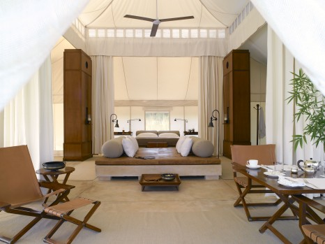 ... Photo of Luxury Tent ... & Rooms u0026 Suites at Aman-i-Khás hotel - Ranthambore National Park ...