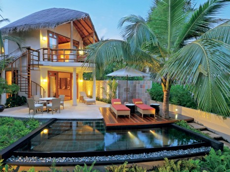 Photo of Double Storey Beach Villa with Pool