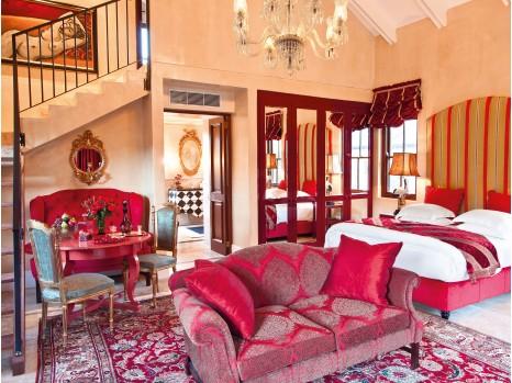 Photo of One Bedroom Vineyard Suite with Loft