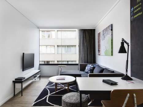 Photo of One-Bedroom Suite