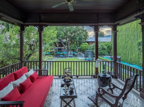 Photo of William Bain Terrace Suite