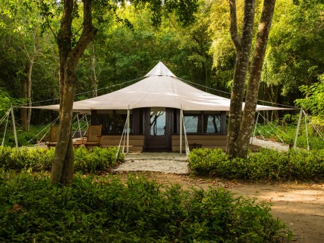 Photo of Jungle Tent Photo of Jungle Tent ... & Rooms u0026 Suites at Amanwana hotel - Moyo Island - Smith Hotels