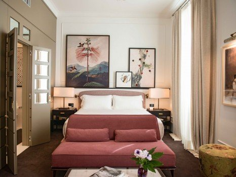 Rooms & Suites at Hotel Vilòn hotel - Central Rome, Rome - Lazio ...