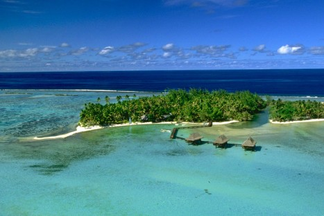 Photo of Vahine Island