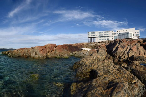 Photo of Fogo Island Inn