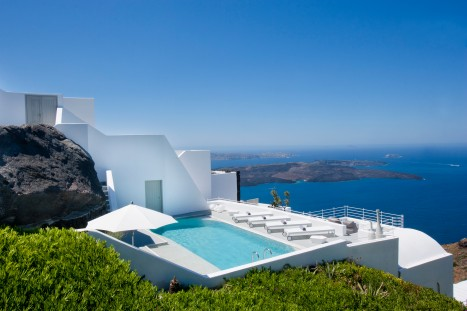 Photo of Grace Santorini Villa