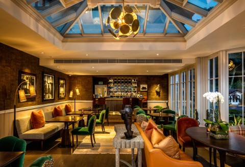 Linthwaite House Hotel Review Windermere Lake District