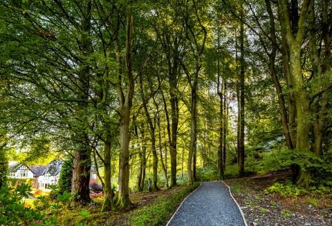 Crook Road, Windermere, Cumbria, LA23 3JA, England.