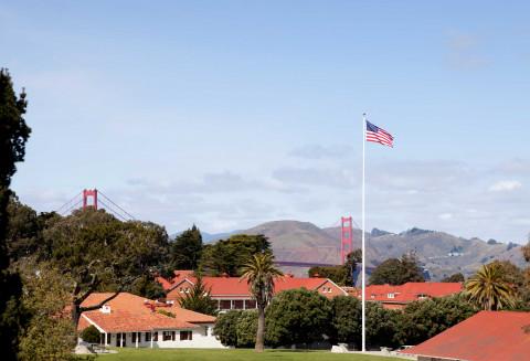 42 Moraga Ave, San Francisco, California 94129, United States.