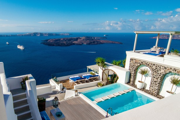 The Best Hotels In Santorini Discover Our Boutique Luxury Five