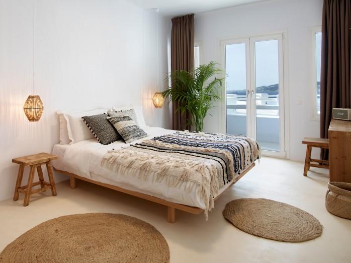 Rocabella Mykonos. Mykonos, Greece. View Hotel