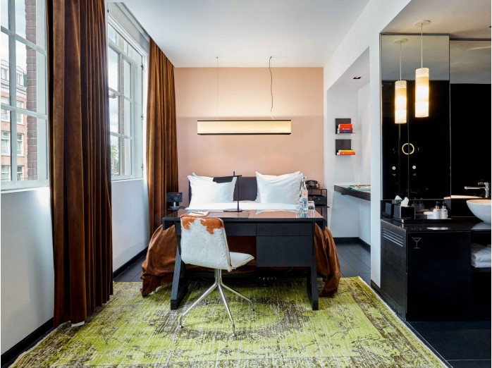 Cool hotels amsterdam
