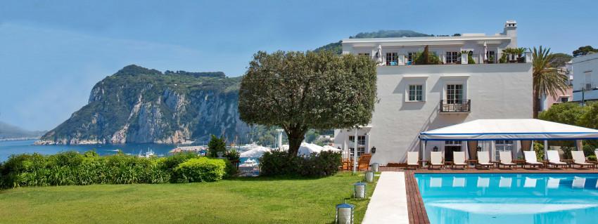 Jk Place Capri Capri Italy