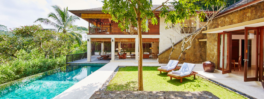 Como Shambhala Estate Three Bedroom Private Villa , Bali, Indonesia