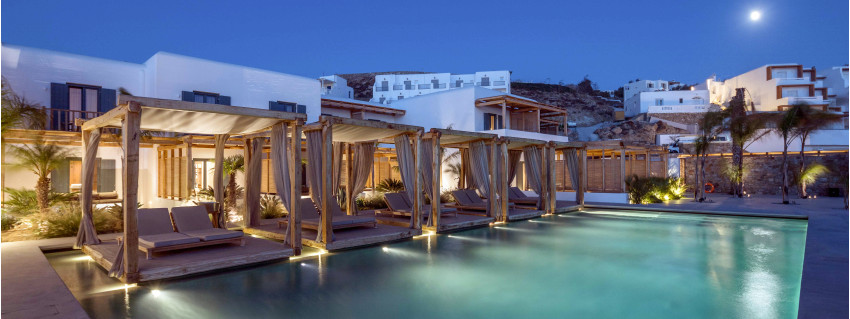 Branco Mykonos Hotel Smith