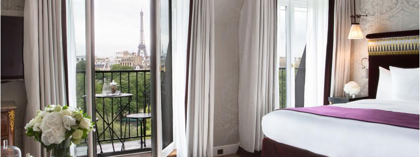 La Reserve Hotel And Spa Paris 8eme Arrondissement Paris
