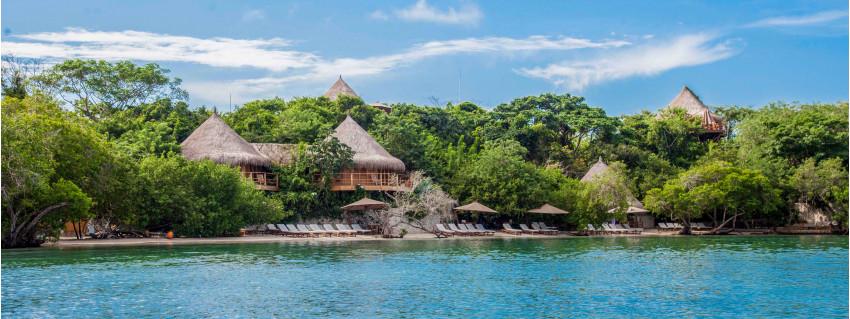 Las Islas Hotel Isla Barú
